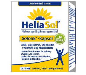 Gelenk*-Kapsel HeliaSol® – VEGAN